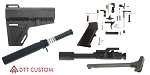 KAK Blade AR-15 7.62x39/9x39mm Finish Your Pistol Kit