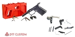 Delta Deals Alpha One Glock Frame Parts Kit  + Glock Poly 80 (Glock 19 + 23)