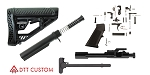 Adaptive Tactical Stock AR-15 Finish Your Rifle Kit - .450 Bushmaster/.458 Socom