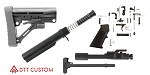 Trinity Force Omega Stock AR-15 Finish Your Rifle Kit - 7.62x39/9x39