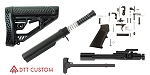 Adaptive Tactical Stock AR-15 Finish Your Rifle Kit - 6.5 Grendel