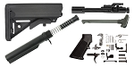 JE Machine AR-15 SOPMOD Stock Finish Your Rifle Kit - 6.5 Grendel