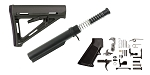 Magpul AR-15 MOE Stock Finish Your Rifle Lower Kit