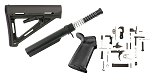 Magpul AR-15 MOE Stock and Grip Finish Your Lower Rifle Kit