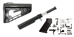 Rodgers AR-15 Super Stoc Finish Your Lower Rifle Kit