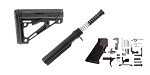 Delta Deals Hogue AR-15 Finish Your Lower Rifle Kit