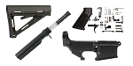 Delta Deals Magpul MOE AR-15 Finish Your Anodized 80% Lower Kit