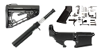 Delta Deals Rodgers AR-15 Finish Your Anodized 80% Lower Kit