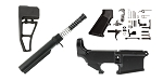 Delta Deals Aim Sports AR-15 Finish Your Anodized 80% Lower Kit