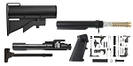 Delta Deals AR-15 CAR-15 Finish Your Rifle Build Kit - 5.56/.223/.300/.350