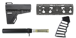 Delta Deals AR-15 Furniture Kit - Featuring Unique AR Handguard