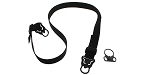 Delta Deals Nylon Rifle Sling w/2 Sliders + Mash Hook Sling Adapters x 2 + Ambidextrous End Plate
