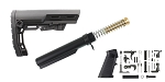 Delta Deals AR-15 Davidson Defense 'Sigma' Stock Finish Your Lower Rifle Kit