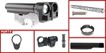 Delta Deals AR-15 Sylvan Arms Folding Stock Adapter + Mil-Spec Buffer Tube Kit