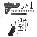 Trinity Force Breach Pistol Brace AR-15 Finish Your Lower Pistol Kit *Choose Your Buffer Caliber*