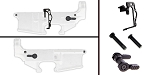 Delta Deals AR-15 Lower Enhancement Kit Featuring Phase 5 Extended Bolt Release V3 - Black + Tactical Superiority Take Down and Pivot Pins - Black + Shooting Innovations AR-15 Ambi 60/90 Safety Selector - Black