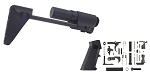 Delta Deals AR-15 MVB Industries PDW Stock Finish Your Lower Rifle Kit