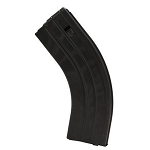 CPD Mags 7.62 x 39 Stainless Steel Magazine 30 Round Black for AR Platform
