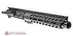 "Davidson Defense AR-15 ""Doc Brown"" Pistol Upper Receiver 8.5"" 300 Blackout 4150 CMV 1-8T Heavy Barrel 10"" M-Lok Handguard (Assembled or Unassembled)"