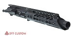 "Davidson Defense ""Eagle Rock"" AR-15 Pistol Upper Receiver 7.5"" .223 Wylde 4150 CMV 1-7T Barrel 9"