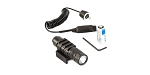 JE Machine 250 lumen Flashlight with Pressure Switch
