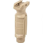 J&E Machine Tech Ergonomic Ambidextrous Vertical Grip w/ Storage Compartment