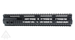 Omega Mfg. AR-15 Slim Free Float Quad Rail 12.5