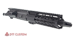 "Davidson Defense ""Kelpie"" AR-15 Pistol Upper Receiver 7.5"" 5.56 NATO 4150 CMV 1-7T Barrel 7"" KeyMod Handguard (Assembled or Unassembled)"