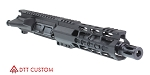 "Davidson Defense ""Magma"" AR-15 Pistol Upper Receiver 7.5"" .300 Blackout 4150 CMV 1-7T Barrel 7"