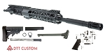 "Davidson Defense ""Nomad"" AR-15 Upper Receiver 16"" .223 Wylde 4150 CMV 1-9T Barrel 10"