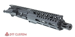 "Davidson Defense ""Omaha"" AR-15 Pistol Upper Receiver 7.5"" .223 Wylde Stainless 1-7T Barrel 7"
