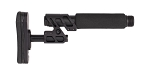 ODIN Works Zulu Adjustable Stock - Black