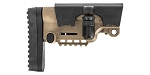 A*B Arms Urban Sniper Stock X - FDE