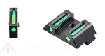 Vector Optics Glock Sights - Green