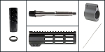Delta Deals AR-15 Upper Starter Kit Featuring: 7.5