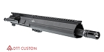 "Davidson Defense AR-15 ""Shenron"" Pistol Upper Receiver 10.5"" 5.56 NATO 4150 CMV 1-7T Barrel 9"" Smooth Palm Handguard (Assembled or Unassembled)"
