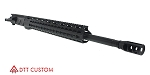 "DTT Customs ""Striker"" AR-15 Featuring Aero Precision Upper Receiver 20"" Ultra-Match 6.5 Grendel 1-8T 4150 CMV Barrel 15"" KeyMod Handguard (Assembled or Unassembled)"
