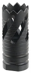 TacFire LR-308 5/8x24 Thread Crown Style Muzzle Brake