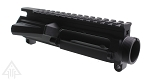 Aero Precision AR-15 M4E1 Threaded Stripped Upper Receiver - Anodized Black