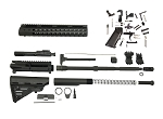 Davidson Defense 7.62x39 AR-15 Complete HBAR Kit With BCG And Flip-Up Sights (Minus Lower Receiver)