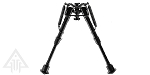 NCStar Precision Grade Harris Style Compact Sling Mount Bipod