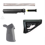 Delta Deals AR-15 Adaptive Tactical Stock, Buffer Tube Kit & Grip