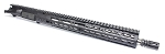 Davidson Defense Complete AR-15 Upper - .223 Wylde Stainless Steel Spiral Fluted 1:8 Barrel - M4 Upper - 15