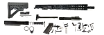 Davidson Defense AR-15 Carbine Assembled Upper Ultimate Budget Builders Kit W/ Carbine Stock - Everything But the Lower Receiver!!