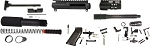 Davidson Defense AR15 9mm Pistol Kit, Everything But the Lower Receiver and BCG!