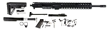 Davidson Defense AR-15 Carbine Assembled Upper Ultimate Budget Builders Kit W/ Alpha Stock