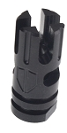 Davidson Defense X-Comp 5.56 .223 Muzzle Brake Dual Duty Reduces Flash & Recoil Muzzle Rise Substantially