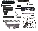 Davidson Defense Complete Deluxe Pistol Kit 7.5 Stainless Barrel 7