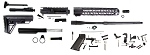 Davidson Defense AR-15 Premium Complete Carbine Builders Kit With Billet Upper