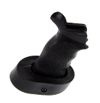 ERGO Tactical Deluxe Sure Grip Pistol Grip with Palm Shelf For AR-15